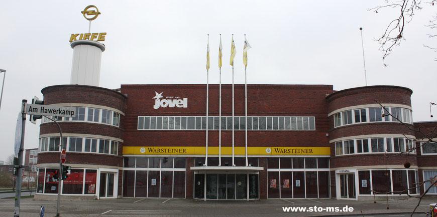 Das Jovel III am Hawerkamp