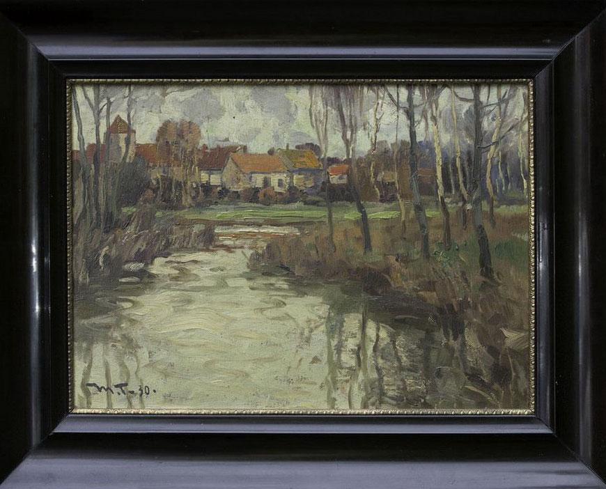 Malerwinkel Angelmodde - 1930