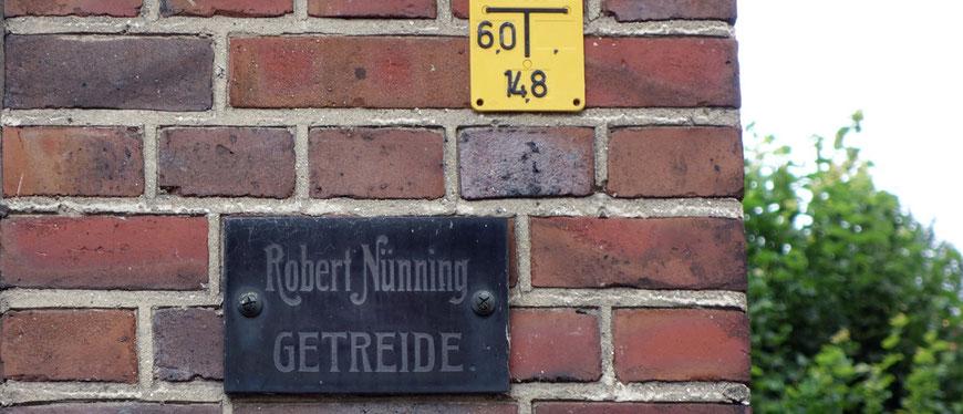 Firmenschild Studtstraße