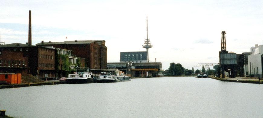 Der Hafen 1998
