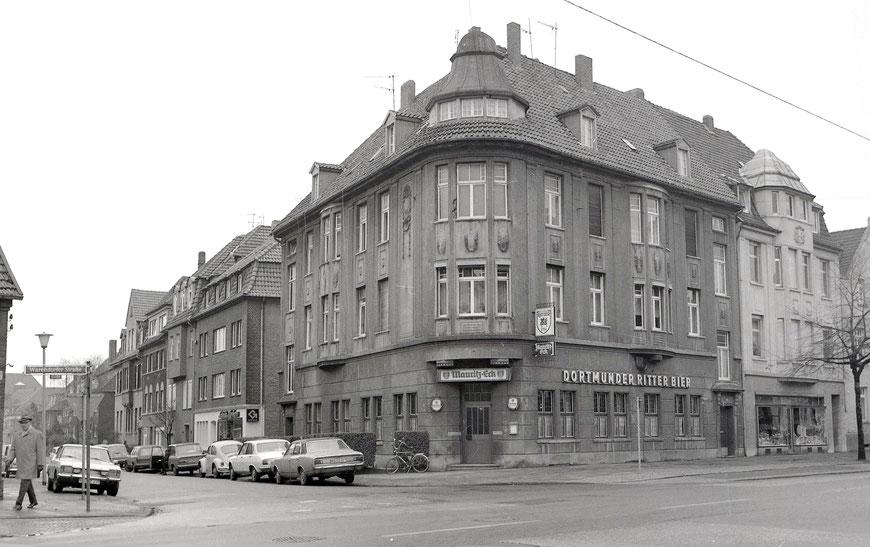 Mauritz-Eck Warendorfer Straße