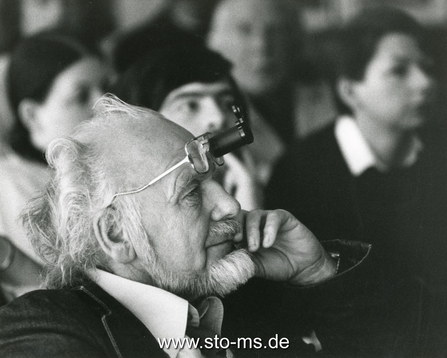 Pan Walther - etwa 1980
