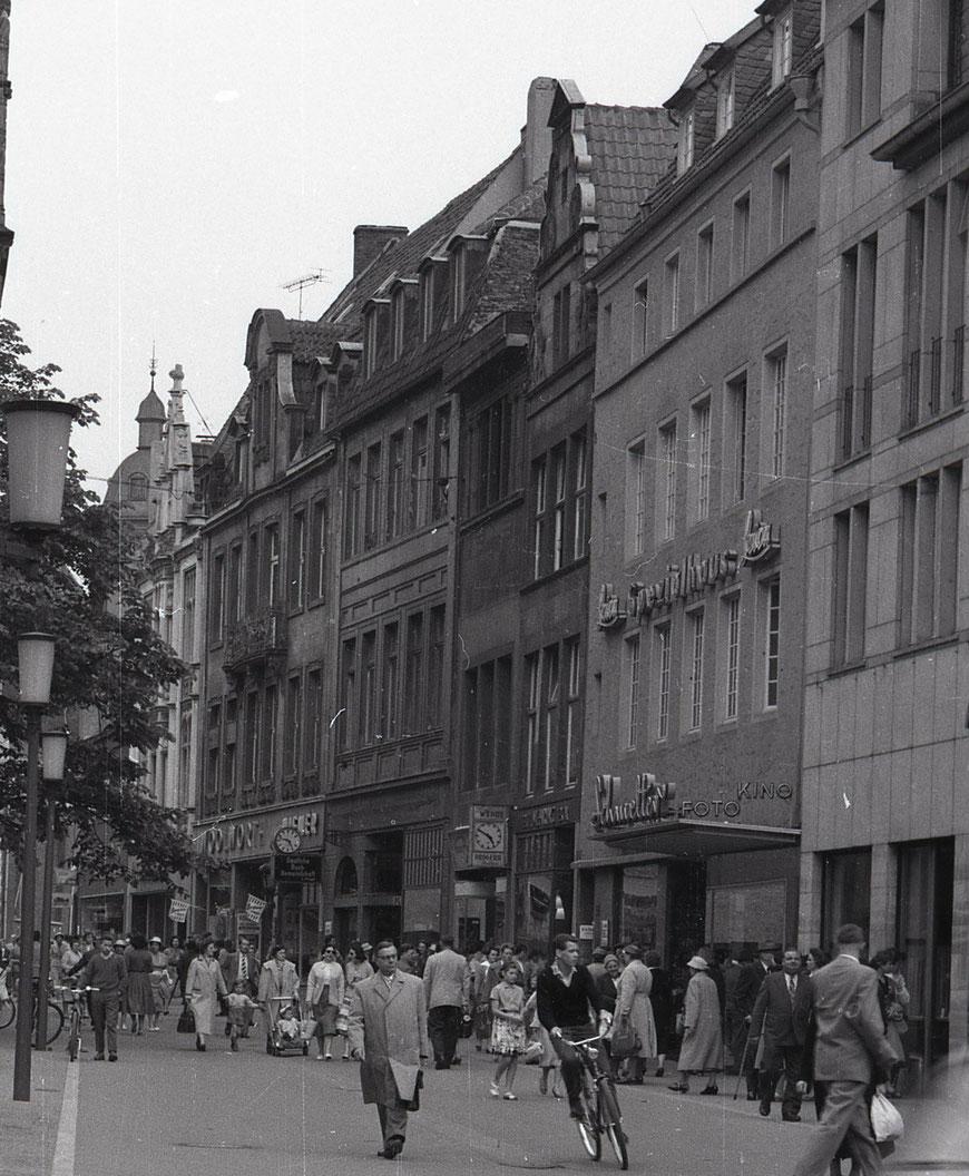 Fotohaus Schmelter 1960er Jahren- Sammlung Stoffers (Münsterländische Bank - Stadtarchiv)