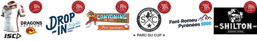 loisirs 66 - la carte de réduction Perpignan- Argeles