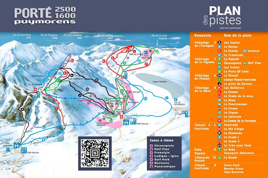 Réductions Forfaits ski Porte puymorens Loisirs 66