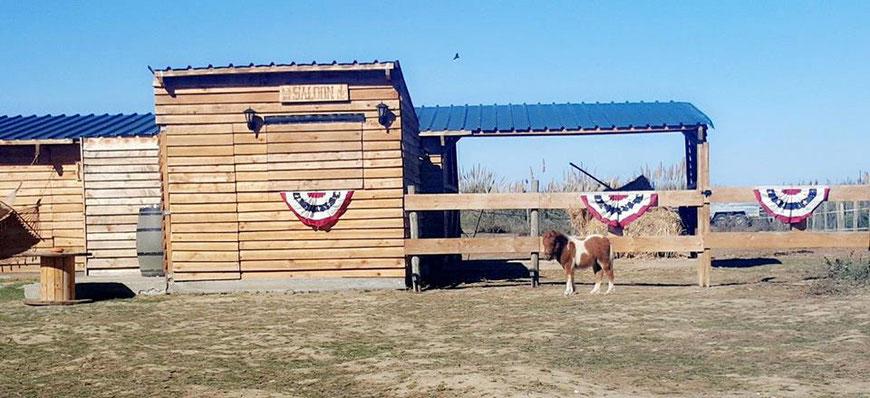 Réduction ranch ptit Far West Torreilles Loisirs 66