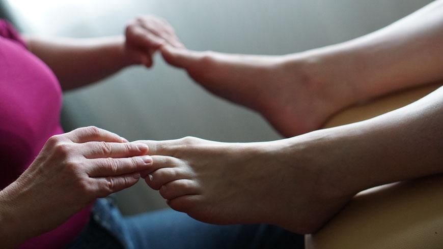 Fußreflextherapie, Fußreflexmassage, Meret Keller, Heilpraktiker, Lübeck , Fussreflextherapie, Reflexzonentherapie Hanne Marqurardt