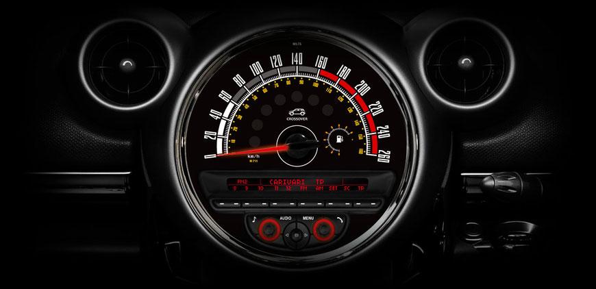 mini R60/61 model-CROSSOVER