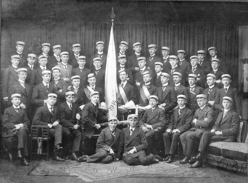 1914 - Ein vielfach geschundener Jahrgang unserer Schule