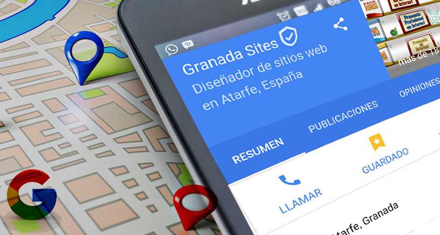 Oferta inscripción en mapas de Google verificado