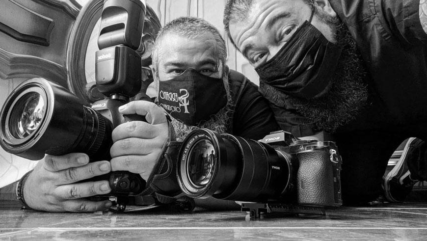 Fotógrafo profesional en Atarfe, reportajes, estudio, tienda de cámaras