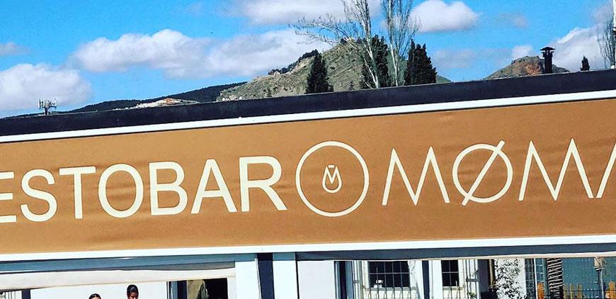 Bar Restaurante Terraza MOMA en Atarfe