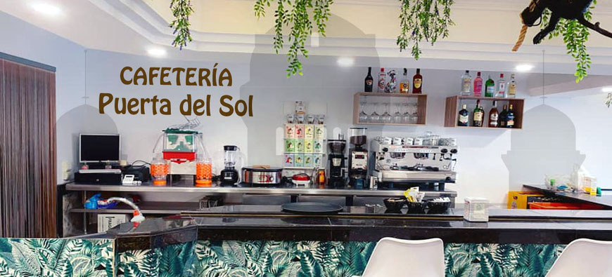 Cafetería Puerta del Sol en Atarfe