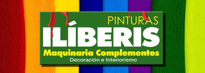 Tienda de pintura y accesorios en Atarfe, Pinturas Ilíberis