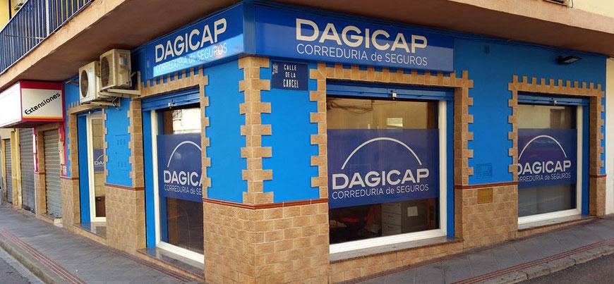 DAGICAP correduría de seguros en Atarfe