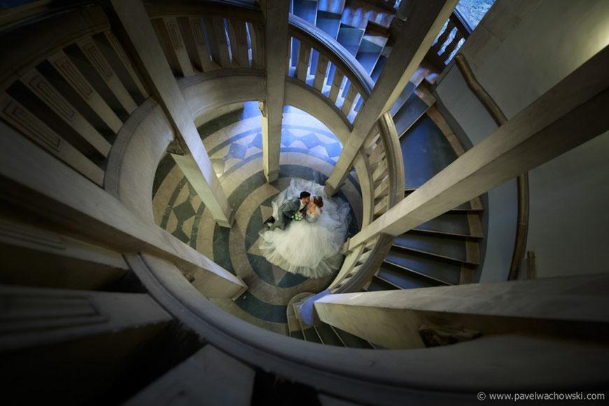 Rathhaus Runder Treppe