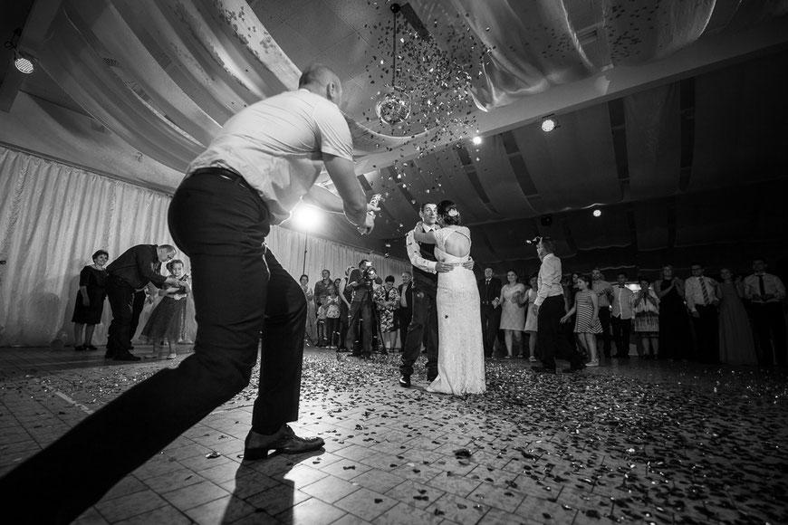 Konfetti Kanone Hochzeit