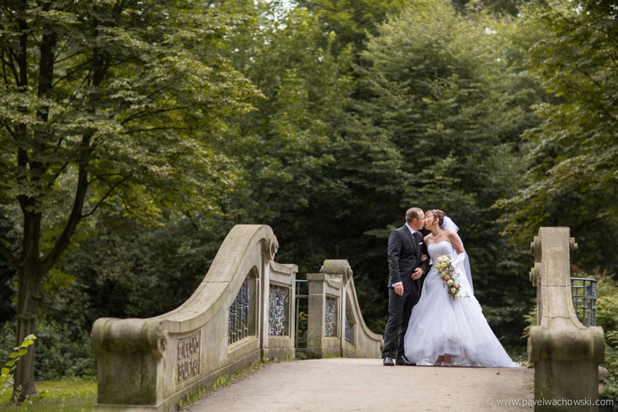 Hochzeitsbrücke Bürgerpark