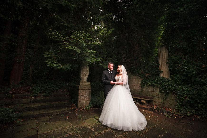 Hochzeitsfoto Thieles Garten 5