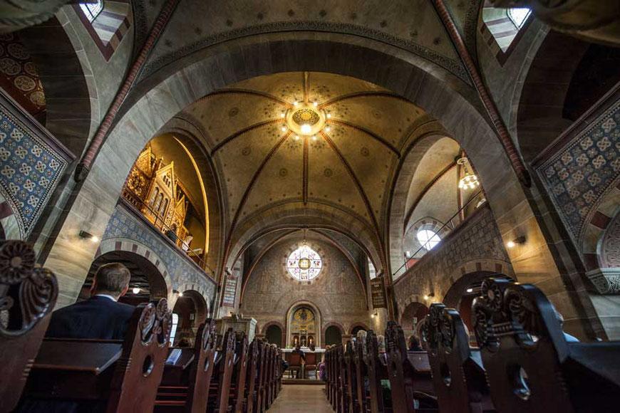 Fotograf Kirche