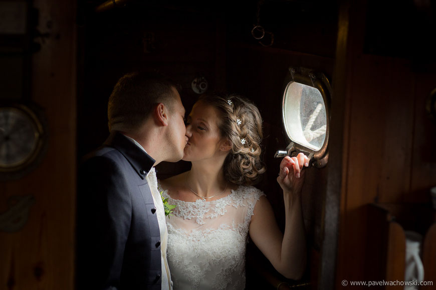 Hochzeit Schiff Vegesack