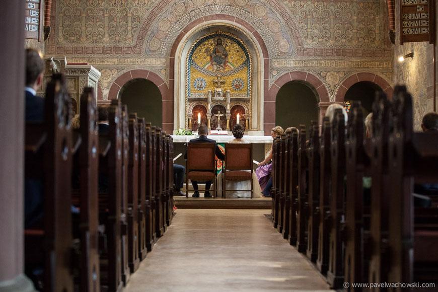 Altar Kirche Grohn