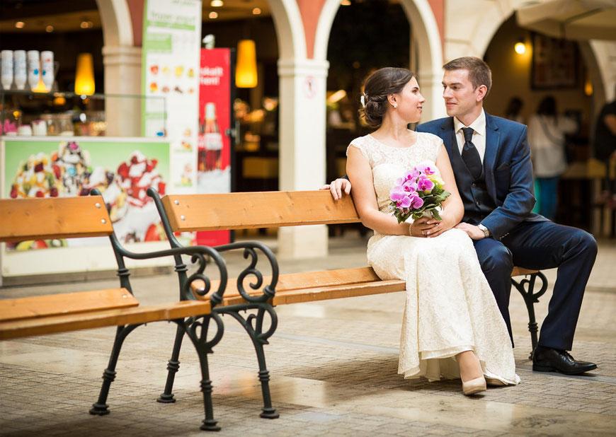 Hochzeitsfotos in Bremerhaven