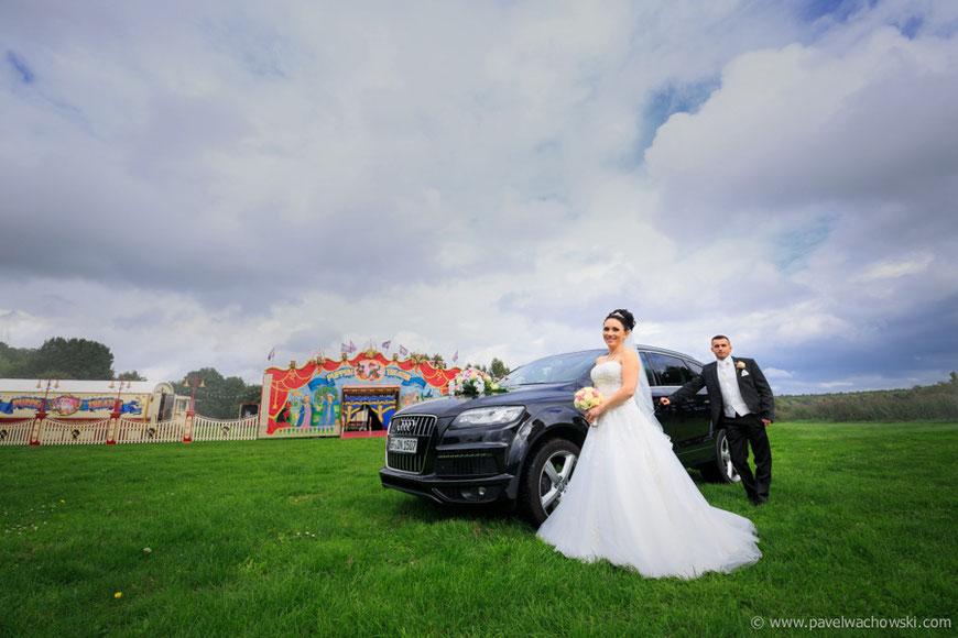 Hochzeit Circus