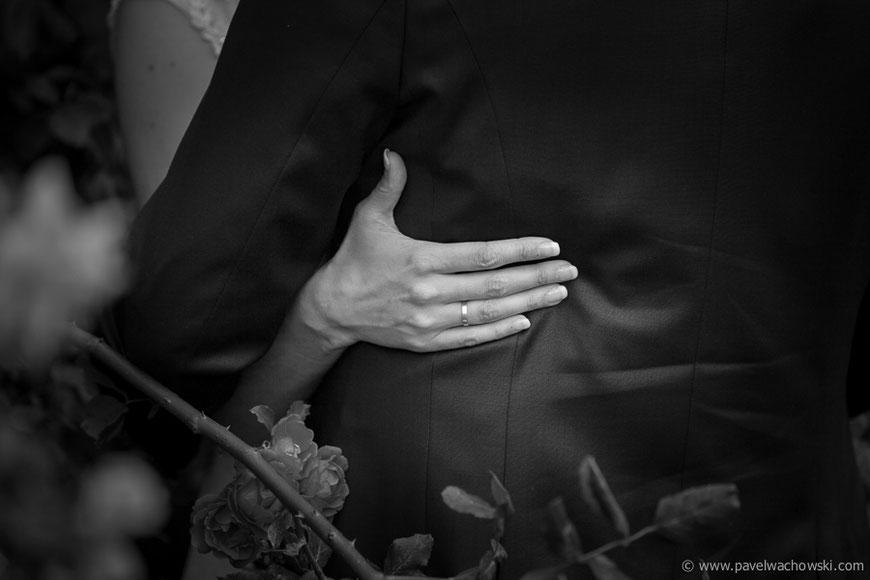 Hand Braut Ring