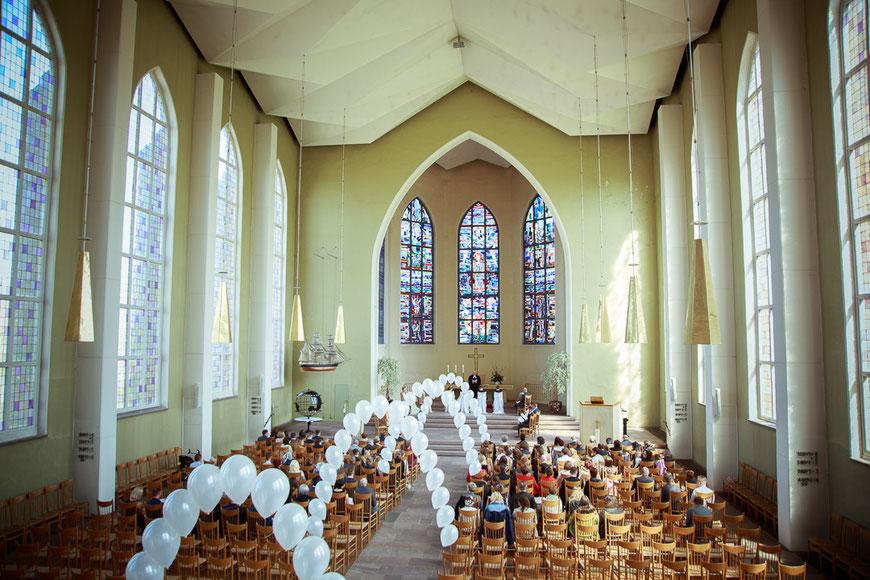 Hochzeit Grosse Kirche Bremerhaven