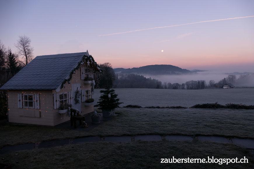 Spielhaus Tom, Kinderspielhaus, Kinderhaus, Spielhaus mit Galerie, Kreativblog Schweiz, Familienblog, DIY Blog