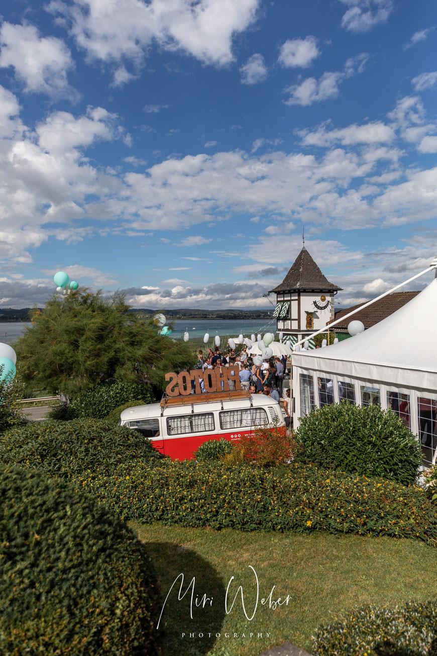 Villa Felber, Hochzeitslocation, Bodensee, Thurgau, Photobus, Fotobus, Schweiz, Ostschweiz, Fotograf, Hochzeitsfotograf