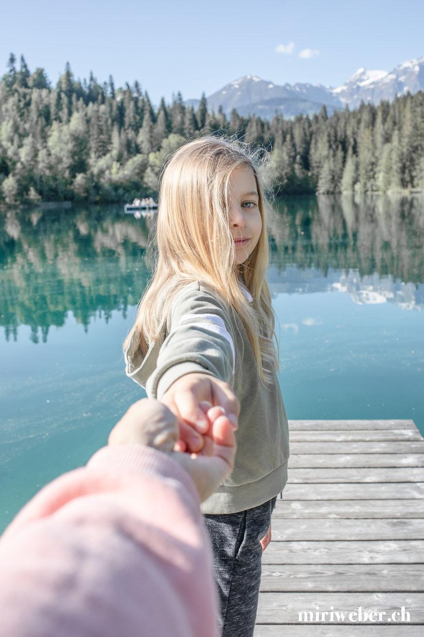 Crestasee, Öffnungszeiten, Badi, Freibad, Sommer, wandern, Familienblog, Schweiz, Travelblog, Tipps, Familien, Wanderung, wandern, Flims, Trin, Laax