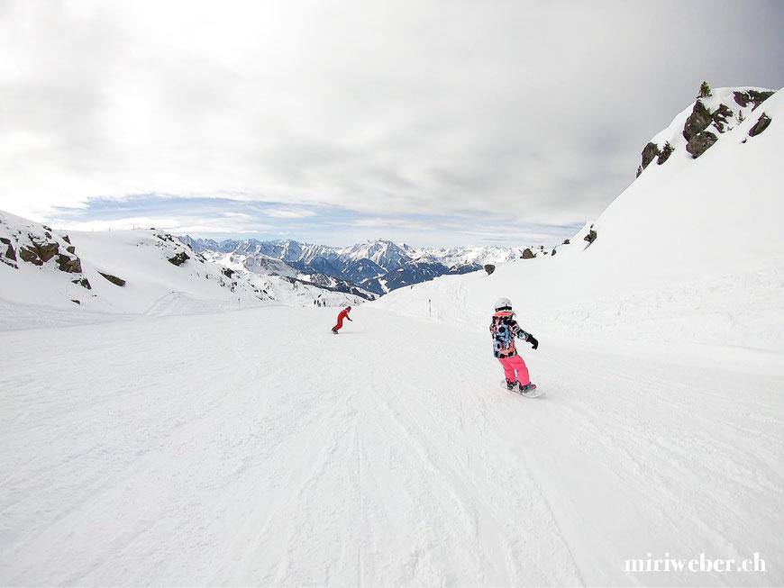 Zillertal, Frühling, Kinderpisten, Pisten, Skifahren, Snowboarden, Zillertal Arena, Skigebiet, Hotel Sonnenhof in Zell am Ziller, die Granatalm, Skischule Lechner, Skiführerin Judy Giacomelli, Skigebiet Mayrhofen, Travel Blog Schweiz, Tirol