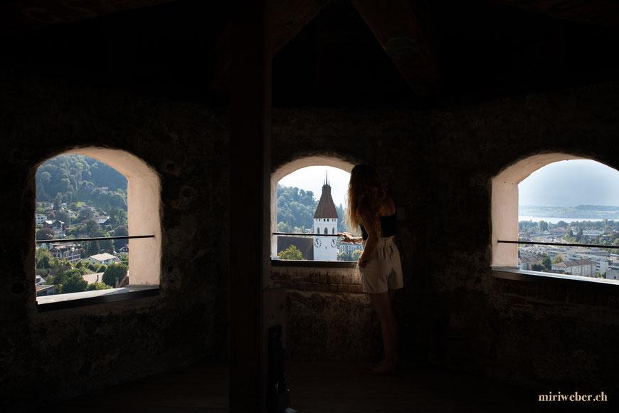 Schloss Museum Thun, Schloss Thun, Stadt Thun, Tipps, Ausflug, Hotel. schlafen im Schloss, Aussichtspunkt, Content Creator, Schweiz