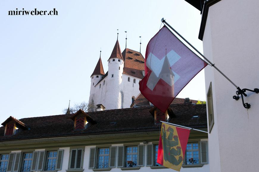 Schloss Thun, Stadt Thun, littlecity Städteguide