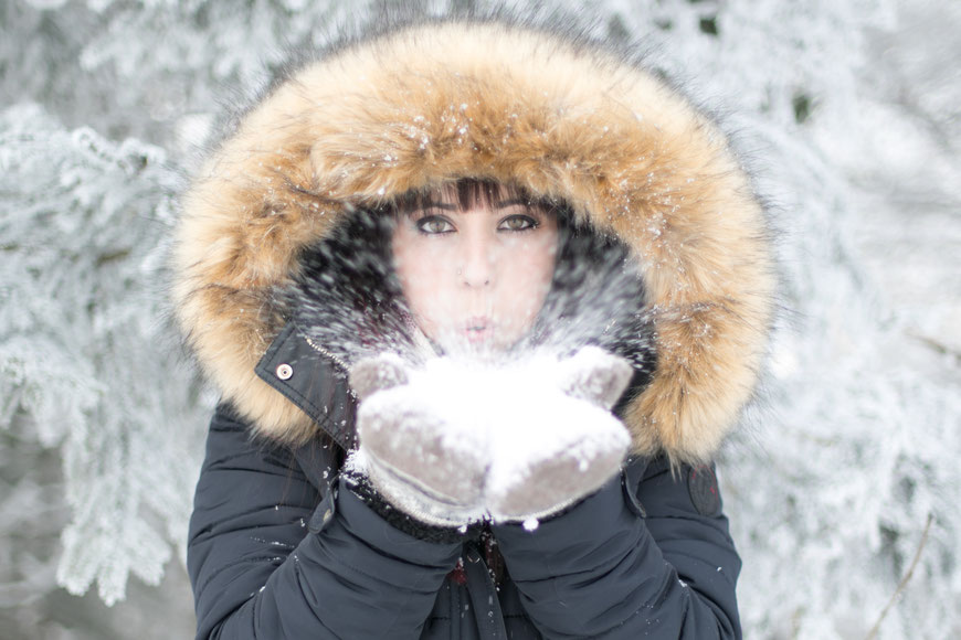 Photography Miri Weber, Porträitfotografie Schweiz, Schneeshooting