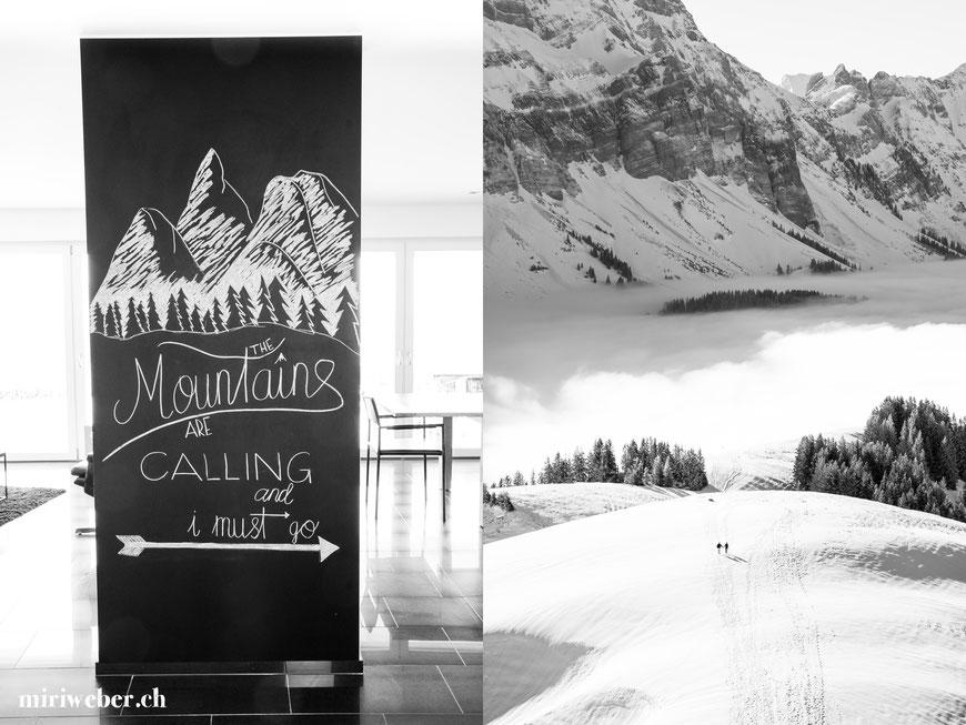 Chalk Board, DIY, selber machen, Kreide Tafel, Black Board, Lettering, Anleitung, Video, ganz einfach, beschriften, schön schreiben, Kreativ Blog Schweiz, DIY Blog Schweiz, Winter, Chalkboard