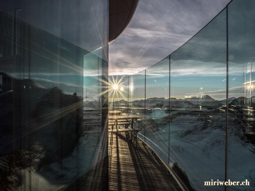 Cafe 3440, Pitztal, Dach Tirol, höchste Konditorei, Pitztaler Gletscher, Sonnenaufgang, Travel, Blog, Aussicht