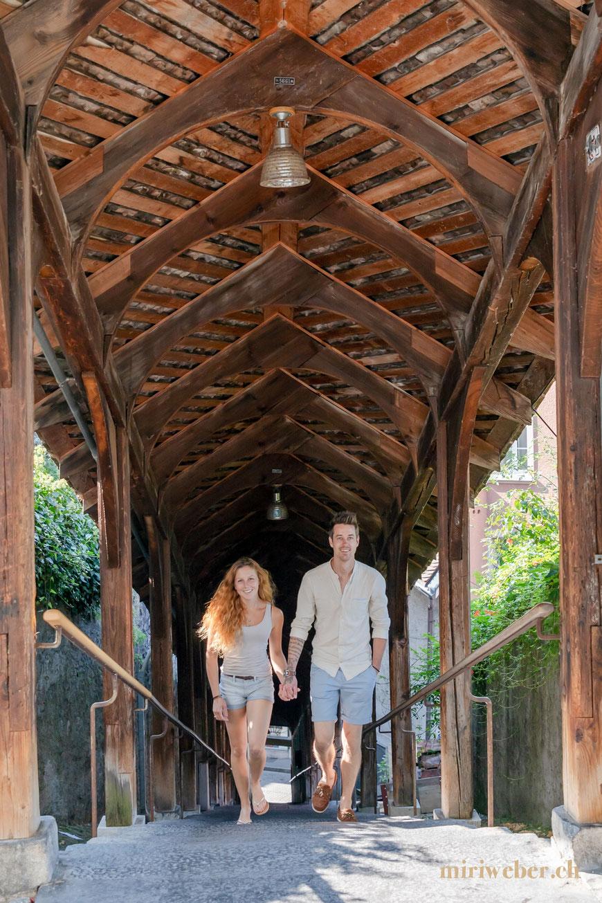 Ausflug Thun, Berner Oberland, alte Kirchentreppe, Sehenswürdigkeiten, Stadt Thun, Schloss Thun, Hotel, übernachten