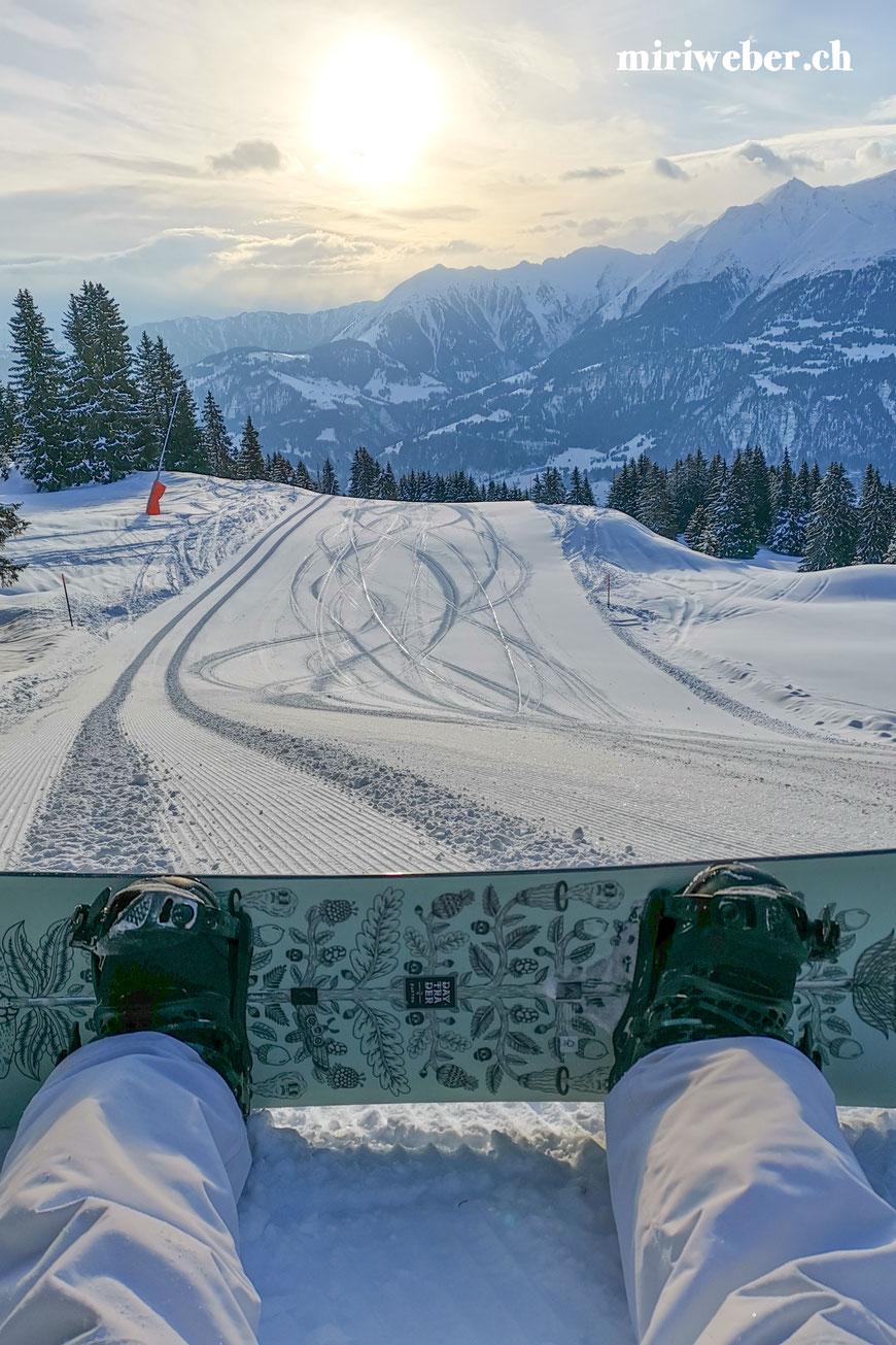 Skigebiet Flims, Laax, Falera, Tipps, Tageskarten, Pisten, Abfahrten, Familien, Ferien, Winter, Travel, Blog, bestes Skigebiet Schweiz, Graubünden, Laax Bergbahnen