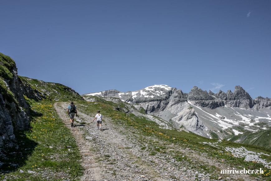 Wasserweg, Trutg dil Flem, Familien, Wanderung, wandern mit Kindern, Flims, Laax, Travelblog, Schweiz, Familienblog