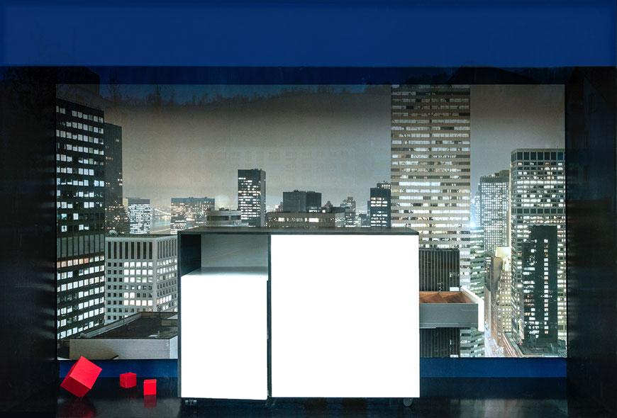 Unser Schaufenster in Malters – Foto Oliver Gutfleisch