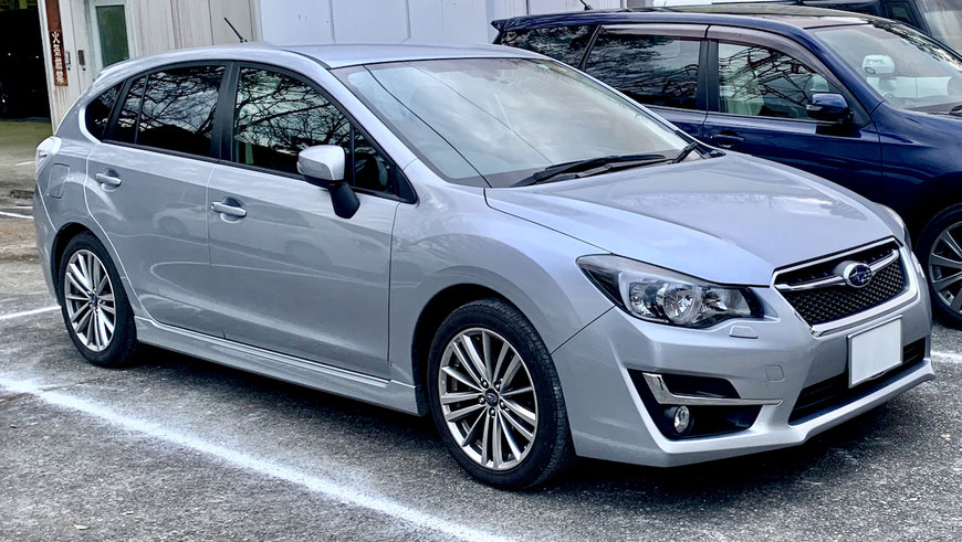 Impreza Sport 2.0i-S EyeSight