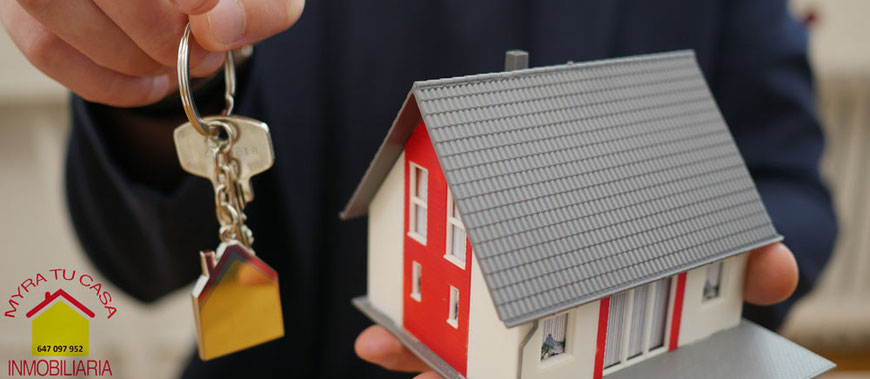 MyRA TUCASA Inmobiliaria compra y venta desde Granada
