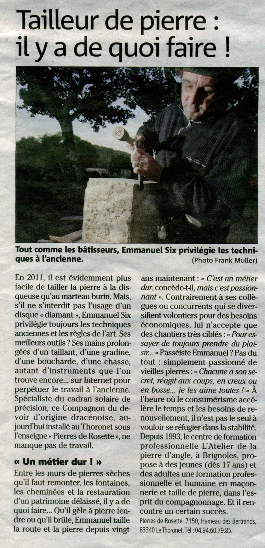 tailleur-pierre-emmanuel-six-thoronet-pierres-rosette-var-matin-cadran-solaire-fontaine-restauration