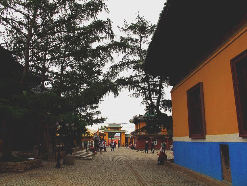 bigousteppes mongolie temple oulanbator monastere