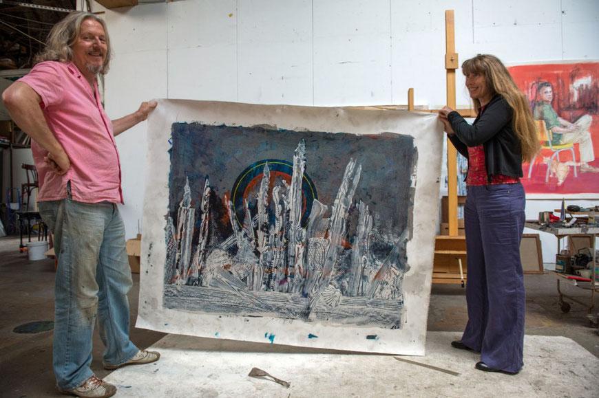 Durant plus de trente ans, Wolfgang Beltracchi a réussi à berner le monde de l'art en produisant des dizaines de faux tableaux.