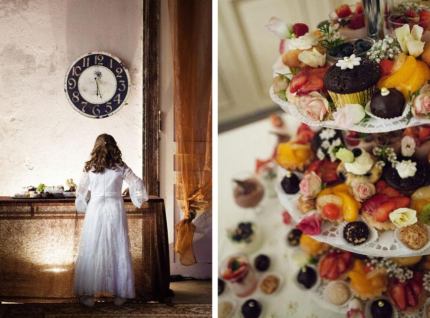 Hochzeitstorte in Görlitz fotografiert von Martin Schneider