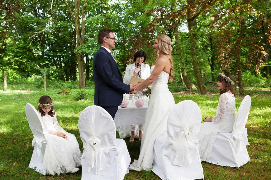 Freie Trauung im Loenschen Gut von Martin Schneider Hochzeit in Görlitz